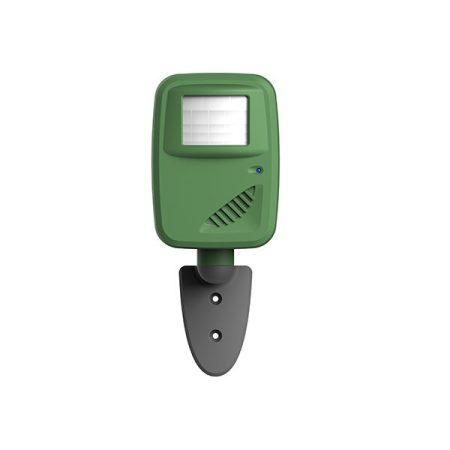 Pest-stop outdoor ultrahangos macskariasztó készülék 150m2-re.