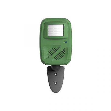 Pest-stop outdoor ultrahangos nyest, macska, kutya, rágcsálóriasztó készülék 150m2-re.