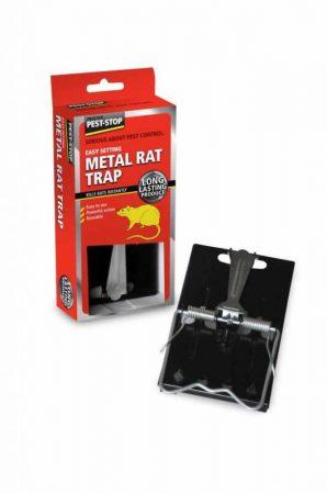 Pest-Stop Easy Setting Fém patkány csapda