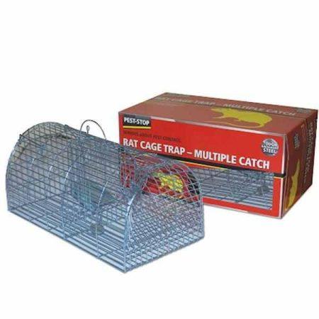 Pest-Stop Multicatch élvefogó patkány csapda