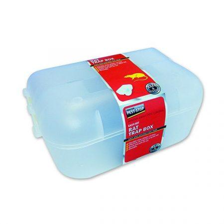 Pest-Stop zárható patkánycsapda box