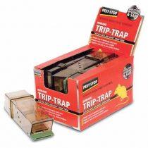 Pest-Stop Trip-Trap élvefogó egércsapda